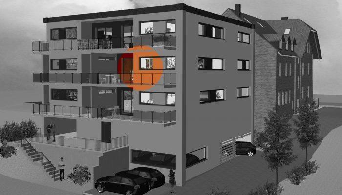 Markierung W3-2.OG-Neubau